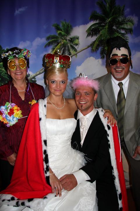 Hochzeitsfotoaktion